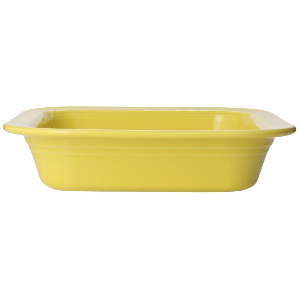 Fiesta-9-Inch-By-9-Inch-Square-Baker-Sunflower